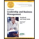 Call Center Leadership & Business Management