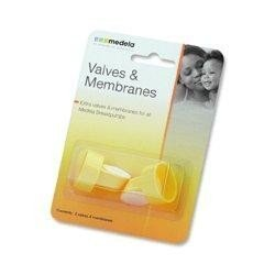Medela Breastshield With Valve And Membrane front-248515