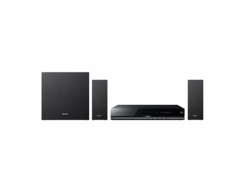 Sony BDVEF200.CEK 2.1ch 3D Blu-Ray Disc/DVD Home Cinema 350W, BRAVIA Internet Video Enhancer