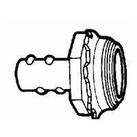 Thomas & Betts 5Pk 1/2' Ko Connector Xc241-5 Flexible Conduit Fittings- Steel Aluminum & Non Metallic