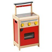 Voila Pretend & Play Stove Wooden Toy