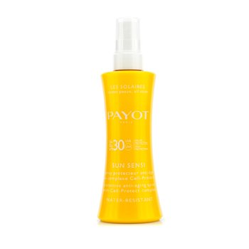 Lowest price bargains on     SENSI  body spray value pack: Payot Les Solaires Sun Sensi – Protective Anti-Aging Spray For Body (Water Resistant) 125ml/4.2oz
