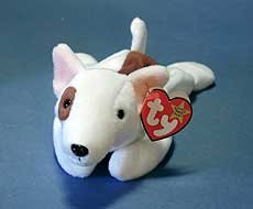 TY Beanie Baby - BUTCH the Terrier Dog - 1