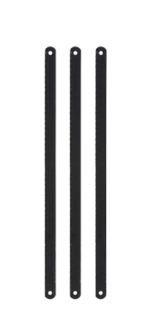 JCB-22025282-12-Inch-Chrome-Alloy-Hackshaw-Steel-Blade-(100-Pc)