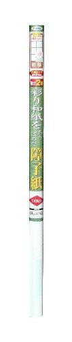 アサヒペン 障子紙 彩り和紙をちりばめた障子紙 初桜 94cm×4.3m