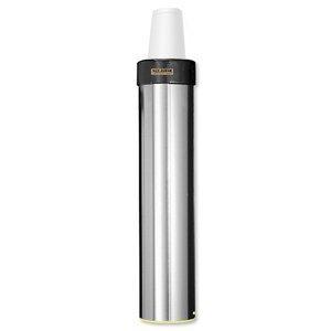 San Jamar C3500EF Surface Mount Beverage Cup Dispenser, Elevator, 32-46 oz Cups, All Mount C3500EF