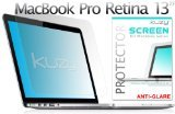 Kuzy - Retina 13-Inch Anti-Glare Screen Protector Film for MacBook Pro 13.3