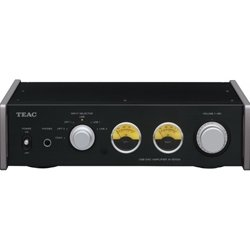 Teac Ai-501Da-B Receiver With Integrated Amplifier And High Quality Dac'S (Black)