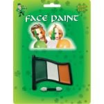 Gr/Wh/Org Face Paints - Irish