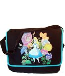 Disney Alice in Wonderland Messenger Bag - School Bag