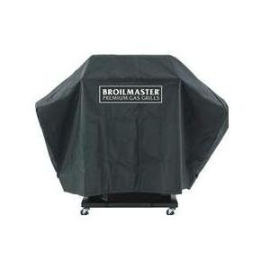 Broilmaster DPA8 Cover without Shelves, Small, Black