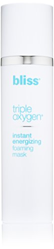bliss Triple Oxygen Instant Foaming Mask with CPR Technology, 3.4 fl. oz.