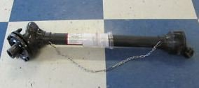 Slip Clutch Pto Shaft For Most 5' And 6' Rotary Mowers