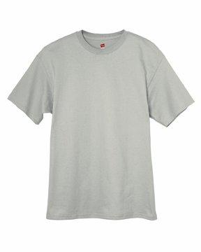 Hanes 6 oz. Tagless T-Shirt, Sand