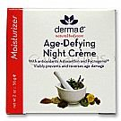 derma e Age-Defying Night Crème with Astaxanthin and Pycnogenol, Packaging May Vary, 2 oz (56 g)