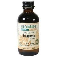 Frontier Banana Flavor -- 2 Fl Oz ( Multi-Pack) front-1025358