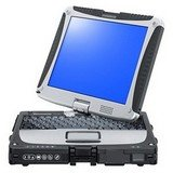 "Toughbook CF-19RFRC66M 10.4"" LED Tablet PC - i5-540UM 1.20 GHz, Core i5"