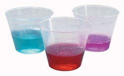Non-Sterile Graduated Plastic Medicine Cups, 100 Count (1 Oz Plastic Cups compare prices)