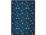 "Joy Carpets Playful Patterns Children's Spot On Area Rug, Seaside, 3'10"" x 5'4"" - 1"