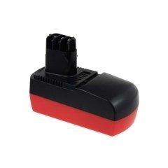 Imagen 2 de Batería para Destornillador Metabo BSZ 18 Impuls, 18V, NiMH
