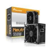 Solid Gear SDGR-550E 550W PS2 ATX12V v2.3 & EPS12V v2.91 Power Supply (Black)