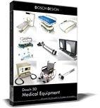 DOSCH 3D: Medical Equipment