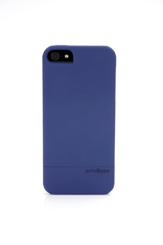 Great Sale Prodigee Sleek Slider 2 piece Case, iPhone 5 - Navy Blue