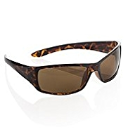 UV Protection Rectangle Frame Sunglasses