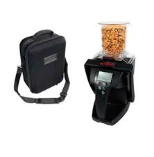 Agratronix Ag-MAC Plus Grain Moisture Tester with Digital LCD Meter and 2 4 Packs AA Batteries