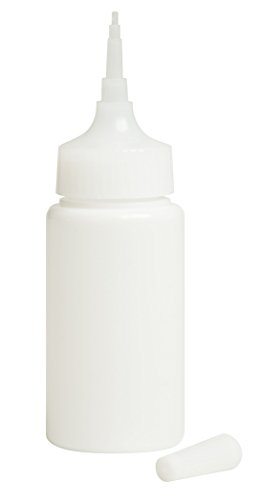 Aron Alpha Empty 50 g Instant Adhesive Refilling/Point of Use Polyethylene Bottle (Pack of 6) - 1
