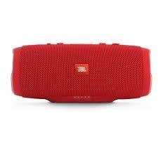 JBL Charge 3 Portable Bluetooth Waterproof Speaker -Red
