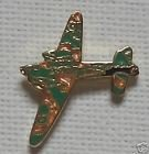 RAF WELLINGTON AEROPLANE MILITARY ENAMEL LAPEL BADGES