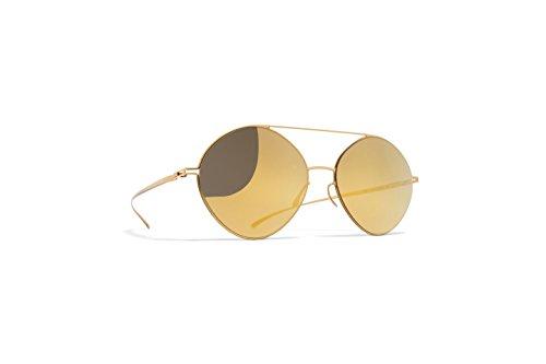 sunglasses-mykita-maison-margiela-mmesse008-e2-unisex-gold-round-gold-mirrored