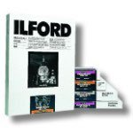 Ilford Multigrade IV RC Deluxe Resin Coated, 11x14, Pearl, VC Paper, 50 Pack (1771578)