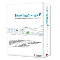 Presto! PageManager 9 SE (MAC)