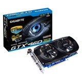 Geforce Gtx-460 Gdrr5-768mb Dx11 2xdvi 1xhdmi Gbt Fan Oc