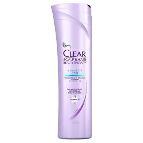 Clear Scalp & Hair Beauty Therapy Complete Care Anti-Dandruff Shampoo, 12.9 Fluid Ounces