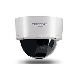 New Tv-Ip252p Securview Poe Dome Internet Camera Retail For Indoor Security Surveillance