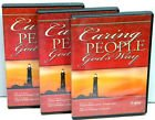 img - for Caring for People God's Way Bico 201, 202, 203, 204, 205 & 206 3 DVD book / textbook / text book