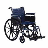 Invacare Tracer Ex2 Wheelchair Removable, Full-Length Arms/20 x 16