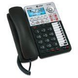 AT&T 17939 Corded Phone, Black/Silver, 1 Handset Reviews