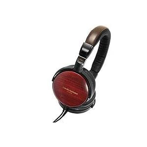 Audio - Technica Audio-Technica ATH-ESW9A Portable Wooden Headphone