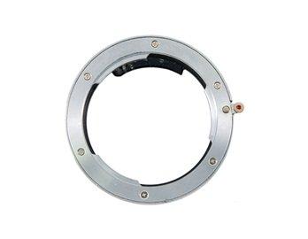 Leica R Lens To Eos Rebel Camera Mount Adaptor (Silver)