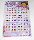 Dora The Explorer Sticker Earrings - 72 earrings