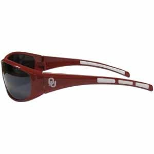 Oklahoma Sooners Sunglasses by Hall of Fame Memorabilia