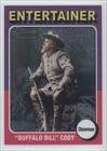 "Buffalo Bill"""" Cody #1040/1,776 (Trading Card) 2009 Topps American Heritage Chrome #C81"