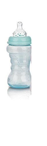 3 Stage Wide Neck Feeding Bottle, 10 Ounce