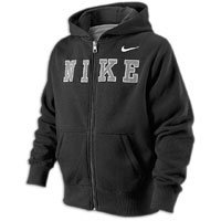 Nike YA76 Brushed Fleece Full-Zip Hoodie