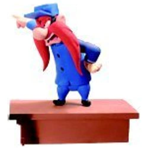 DC Direct - Figurine Looney Tunes Serie 3 - Yosemite Sam - 0761941254142-