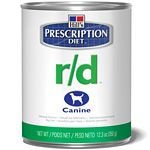 Hill'S Prescription Diet R/D Weight Loss - Low Calorie Canned Dog Food (12 12.3-Oz Cans)